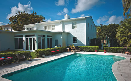 Hoeflinger house - Pool