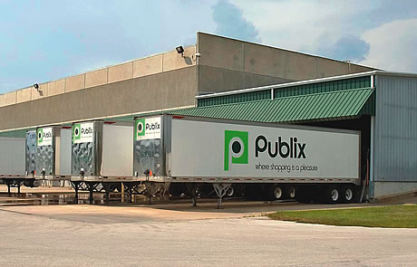 Publix distribution center