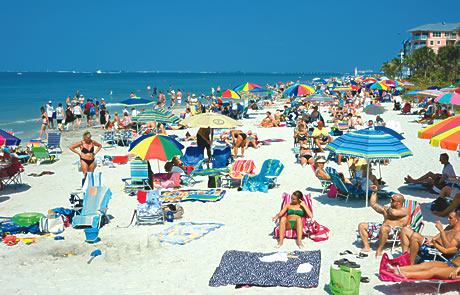 Florida Beachgoers