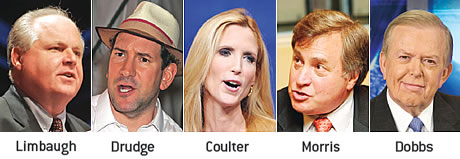 Conservative media figures