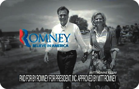 Romney TV Spot