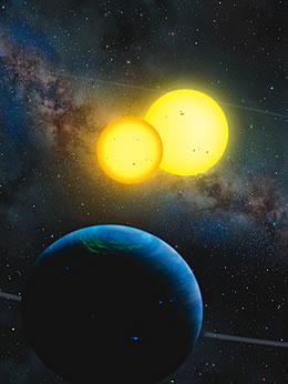 Double Suns