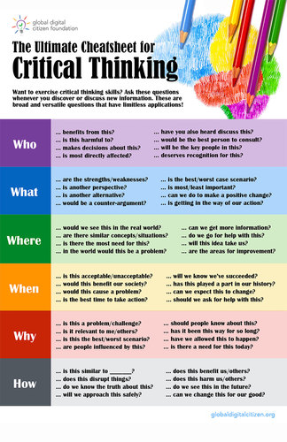 how to build critical thinking skills