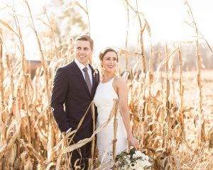 Elegant Farmhouse Estate Wedding at Brandywine Manor House