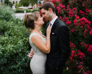 Ivy + Matt's Wedding at The Logan Hotel in Philadelphia