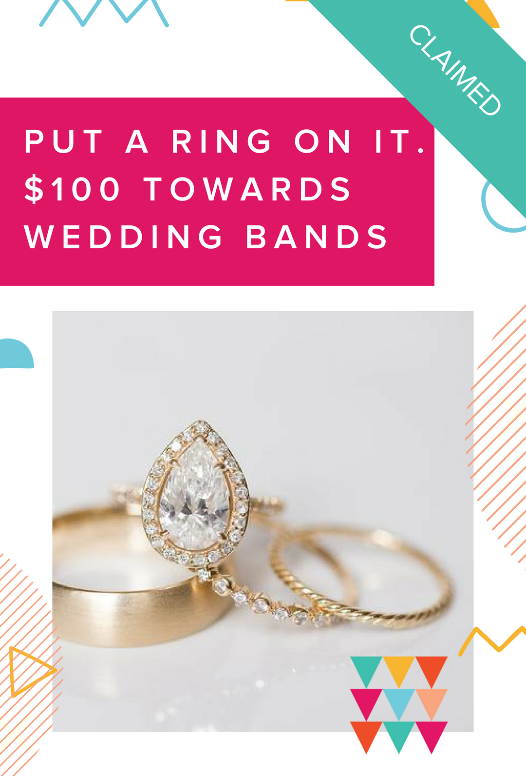 Spring into Wedding Planning Prize Claimed L Priori Jewelry