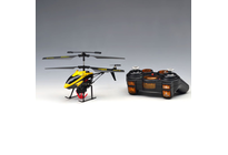 RC Search and Rescue helicopter
