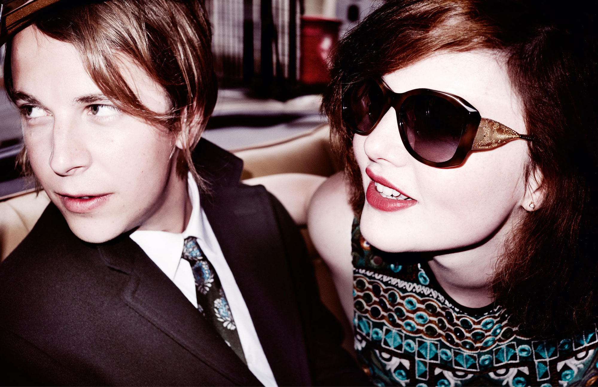Burberry 2015 Fall/Winter Campaign Video By Mario Testino