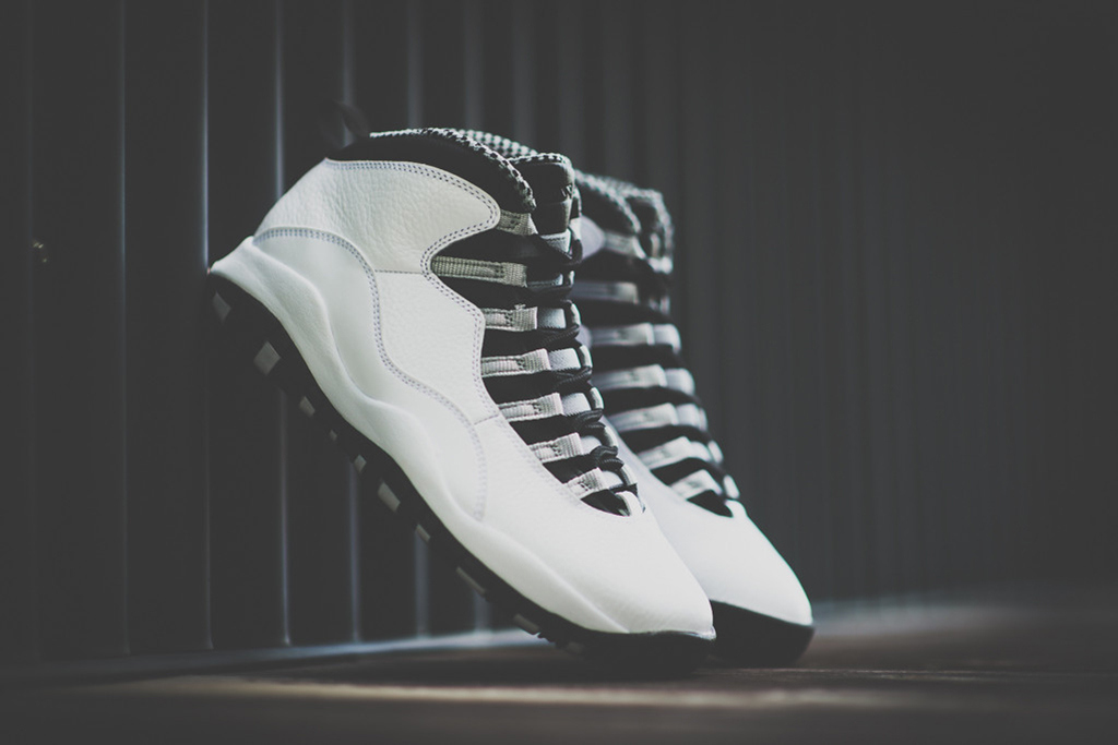 Air Jordan X Retro Steel Preview