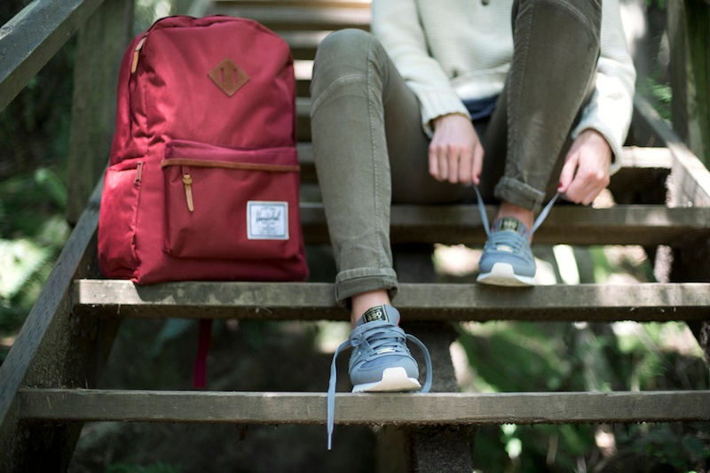 Herschel Supply Co – New Balance Fall 2013 Collection