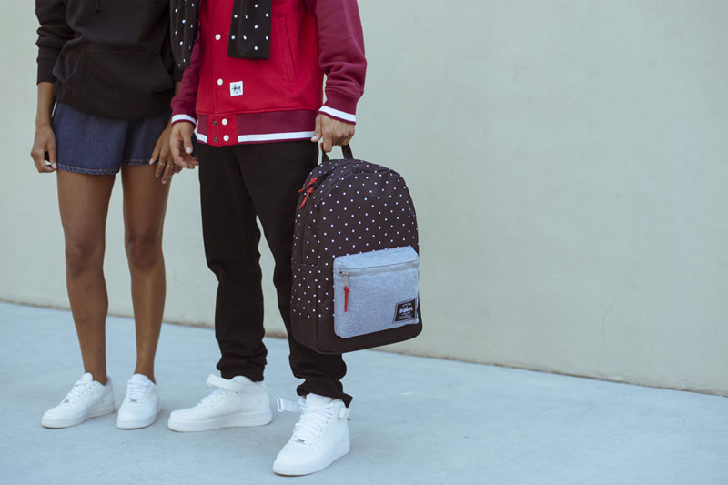 Stussy and Herschel Supply Co Present The Dot Collection