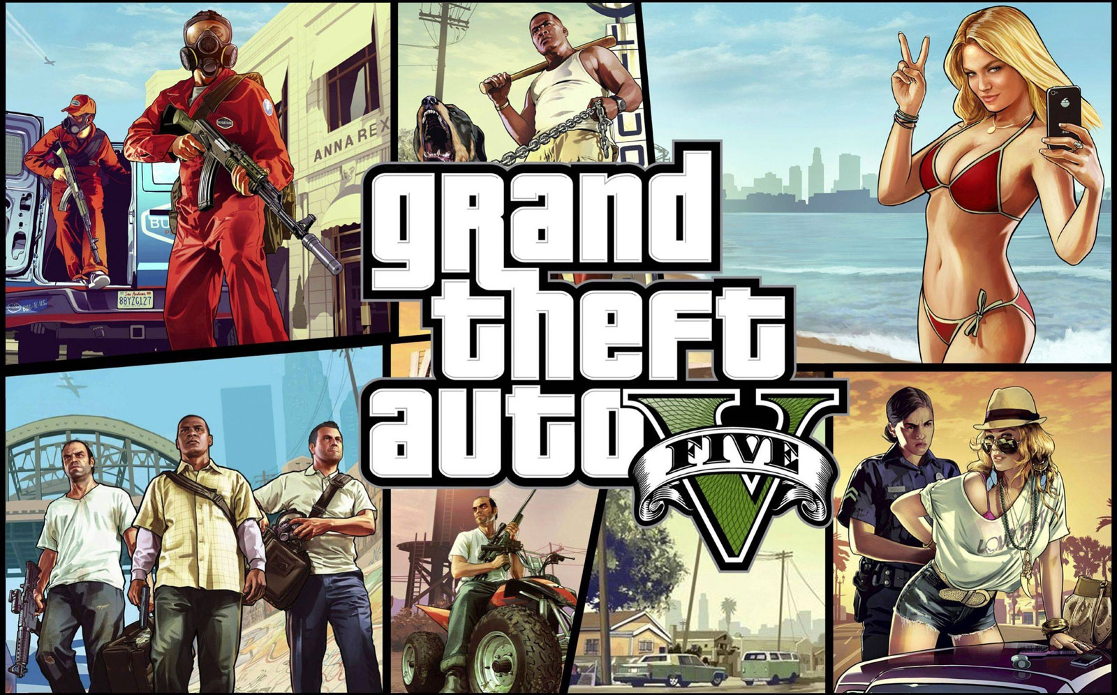 Grand Theft Auto V Will NEVER release