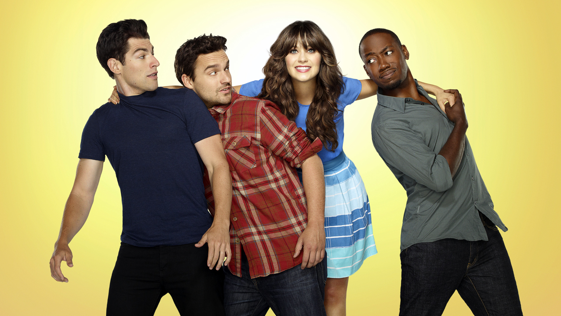 New Girl Added To Netflix Streaming