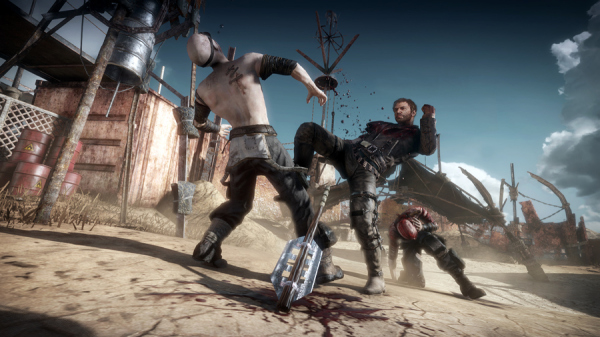 Mad Max Video Game Set to Come Out Next Year