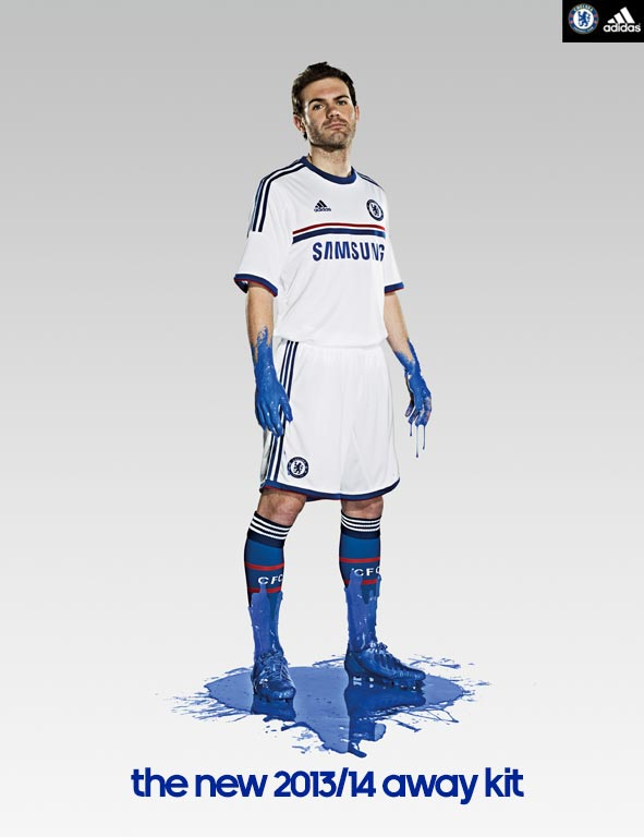 Chelsea Football Club Unveals 2013-2014 Away Kit
