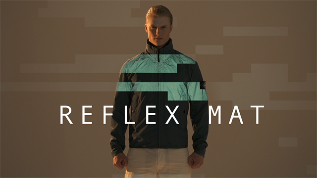 Stone Island Spring/Summer 2013 Reflex Mat Video