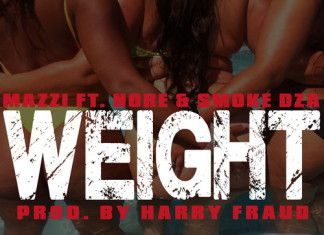 Mazzi - Weight (Prod. Harry Fraud)