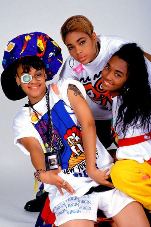 Rare Unreleased Video: TLC – Creep