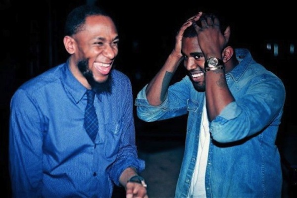 Yasiin Bey – The Light Is Not Afraid of the Dark (Prod. Kanye West)