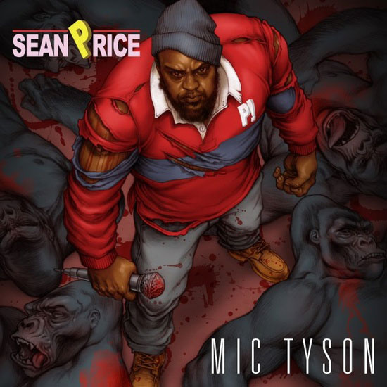 Sean Price – Bar-Barian (Prod. Alchemist)