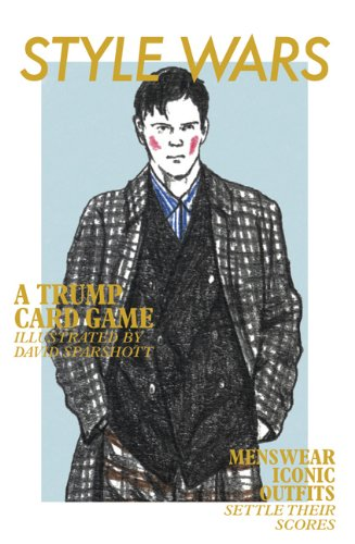 Style Wars: David Sparshott's Sartorial Card Game