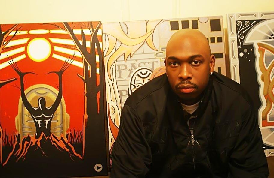 Artist Profiles: Art Mastermind XVI