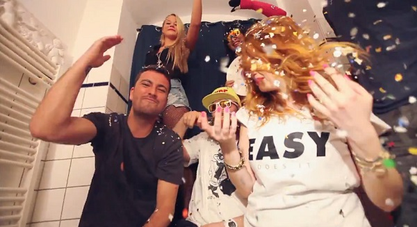 Marteria, Yasha & Miss Platnum – Lila Wolken Remix Music Video