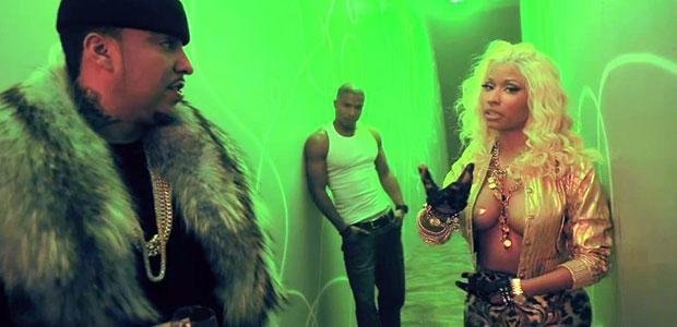French Montana – Freaks (Explicit) ft. Nicki Minaj