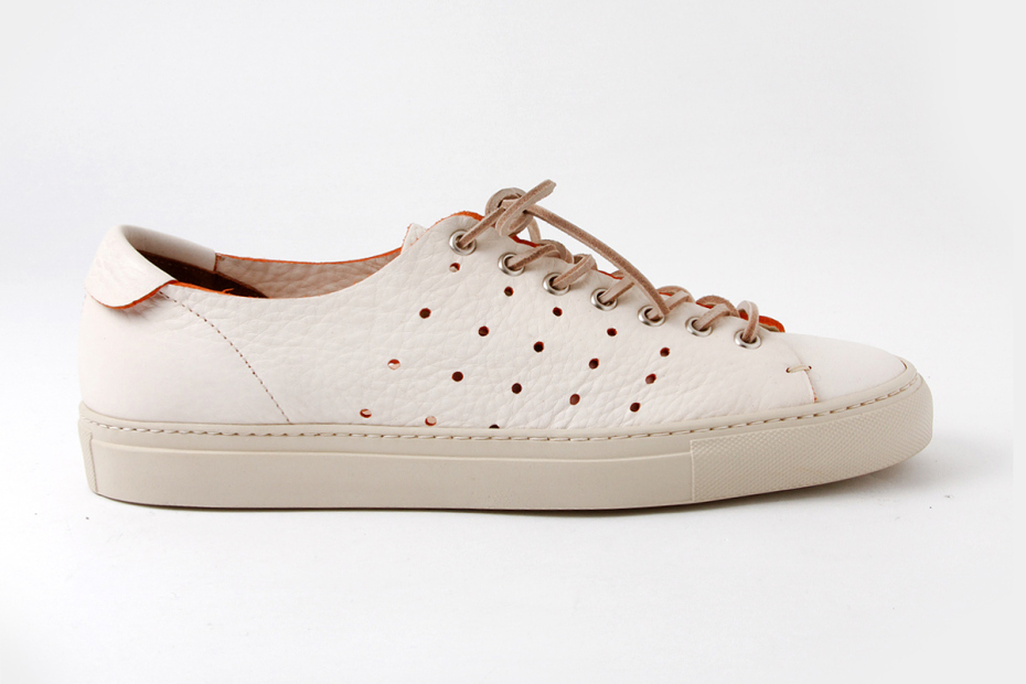 Buttero Perforated Low-Top Sneaker