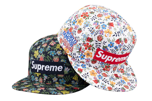 Supreme SS 2013 Headwear Collection