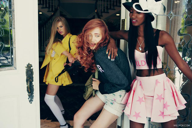 Wildfox Couture Spring/Summer 2013 Campaign