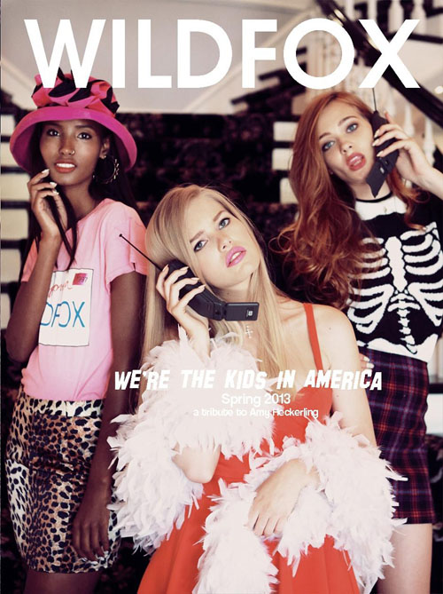 Wildfox Couture 2013 Collection & Lookbook