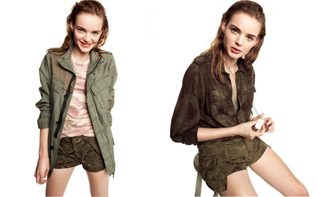 H&M Divided spring 2013 collection