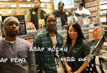 A$AP Rocky Speaks to Miss Info About His 2012