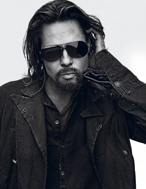 Interview Magazine: Brad Pitt