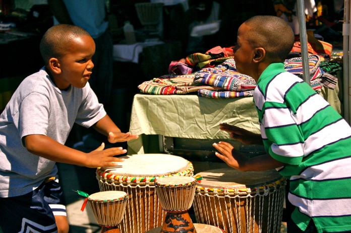 The 4th Annual Leimert Park Village African Art and Music Festival