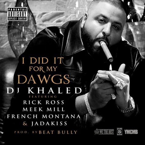 DJ Khaled - 'Kiss The Ring' Project