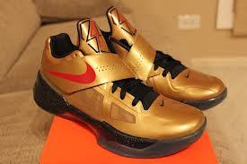 Air KD 4 Gold