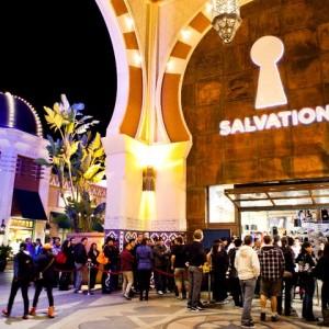 Salvation Irvine