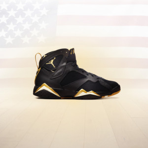 Air Jordan - Golden Moments Package