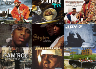 Top Ten Albums of 2001