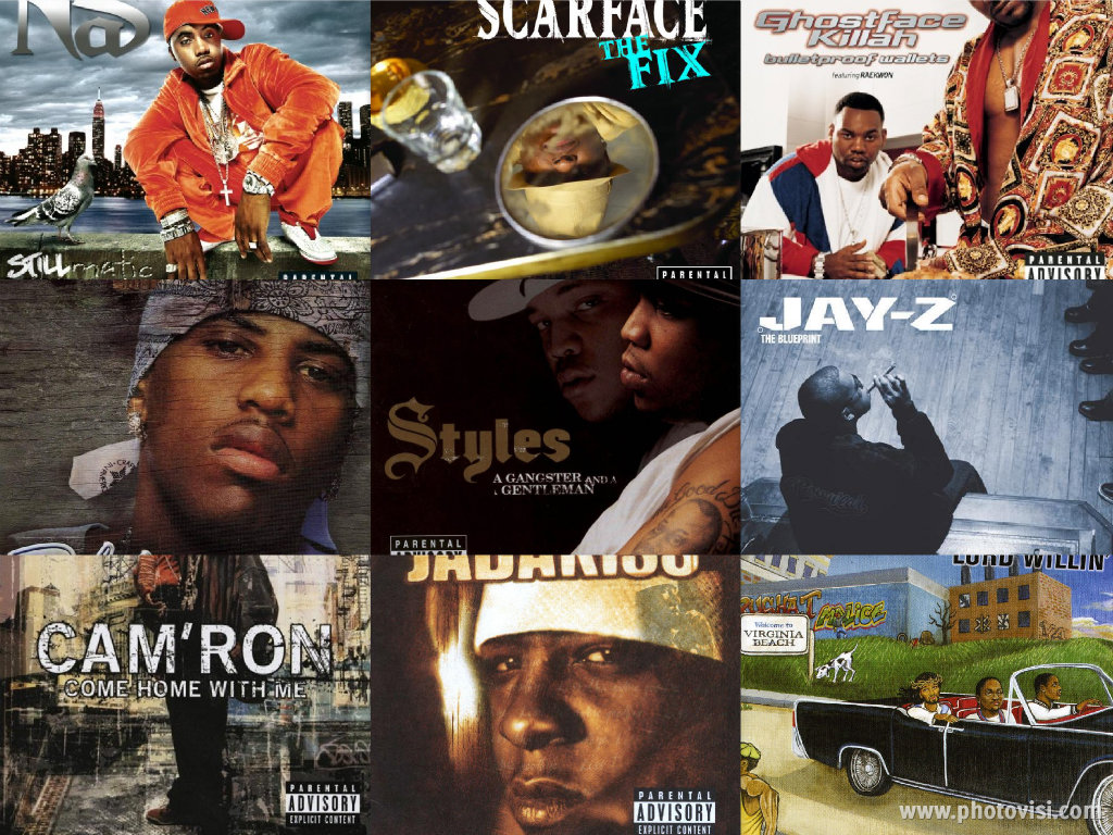 Featured: Top Ten Hip Hop Albums of 2001