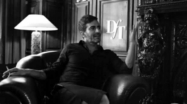 Marc Jacobs Discusses, Smoking, Horrible Design and Art with German Interview