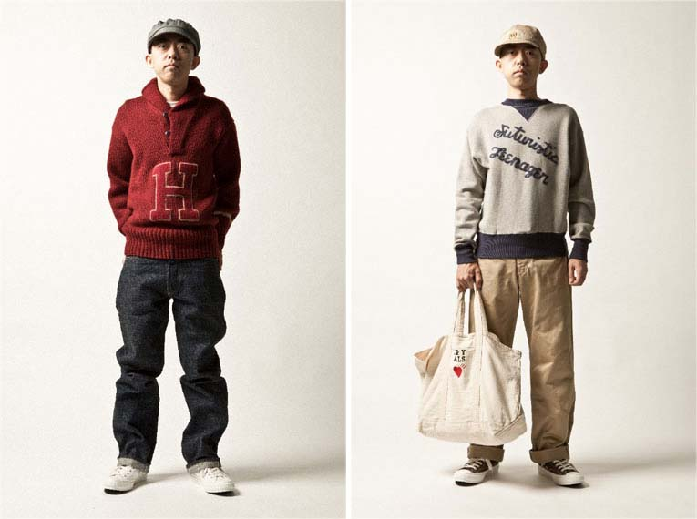 HUMAN MADE Spring/Summer 2012 Collection