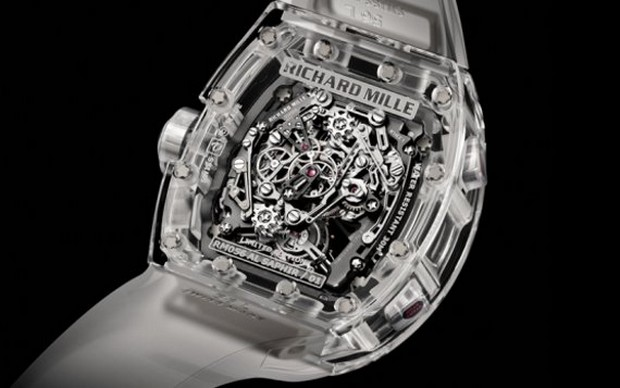 Richard Mille RM 056 Chrono -Tourbillon Watch
