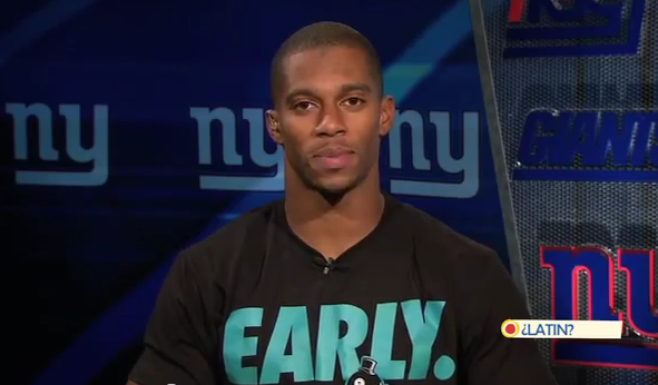 Young Whales: Gear brought to you by Victor Cruz