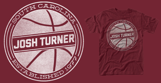 Design for Josh Turner.