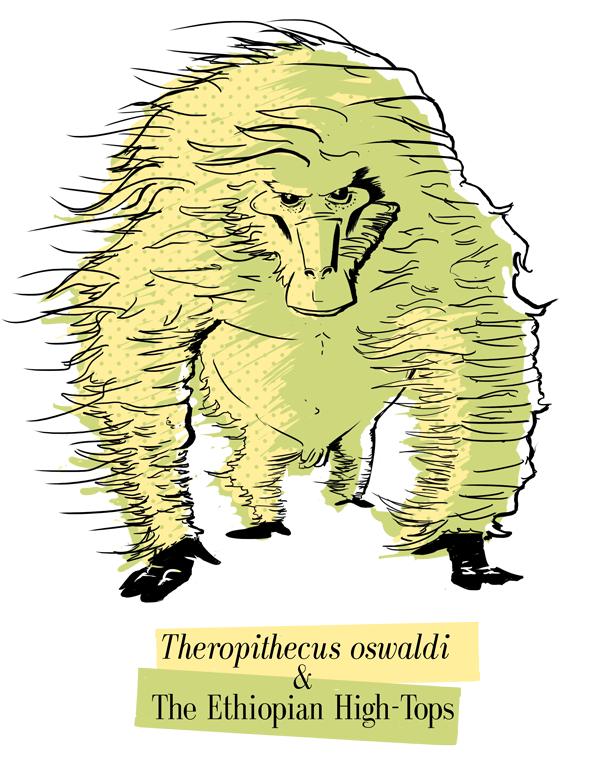 Theropithecus oswaldi