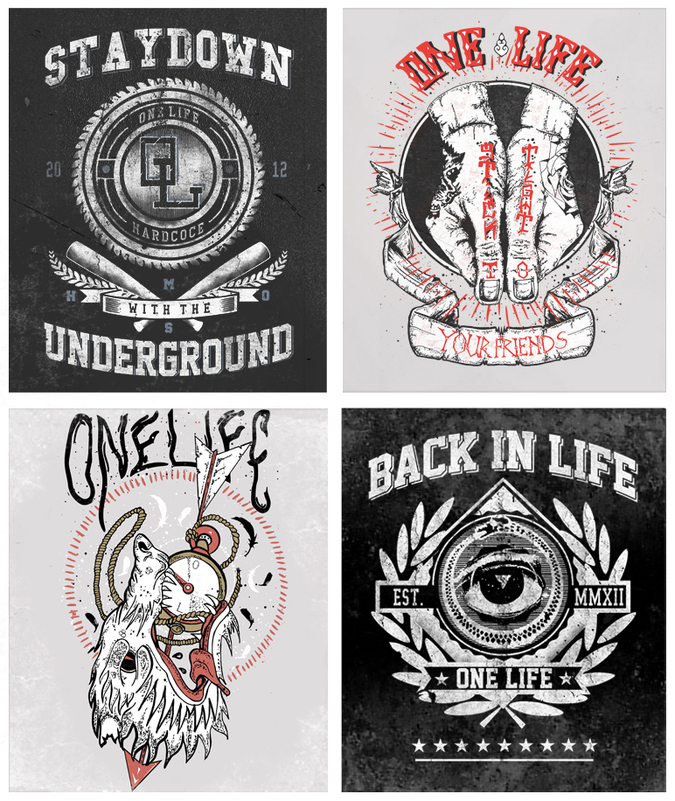 done for the company onelifeclothing