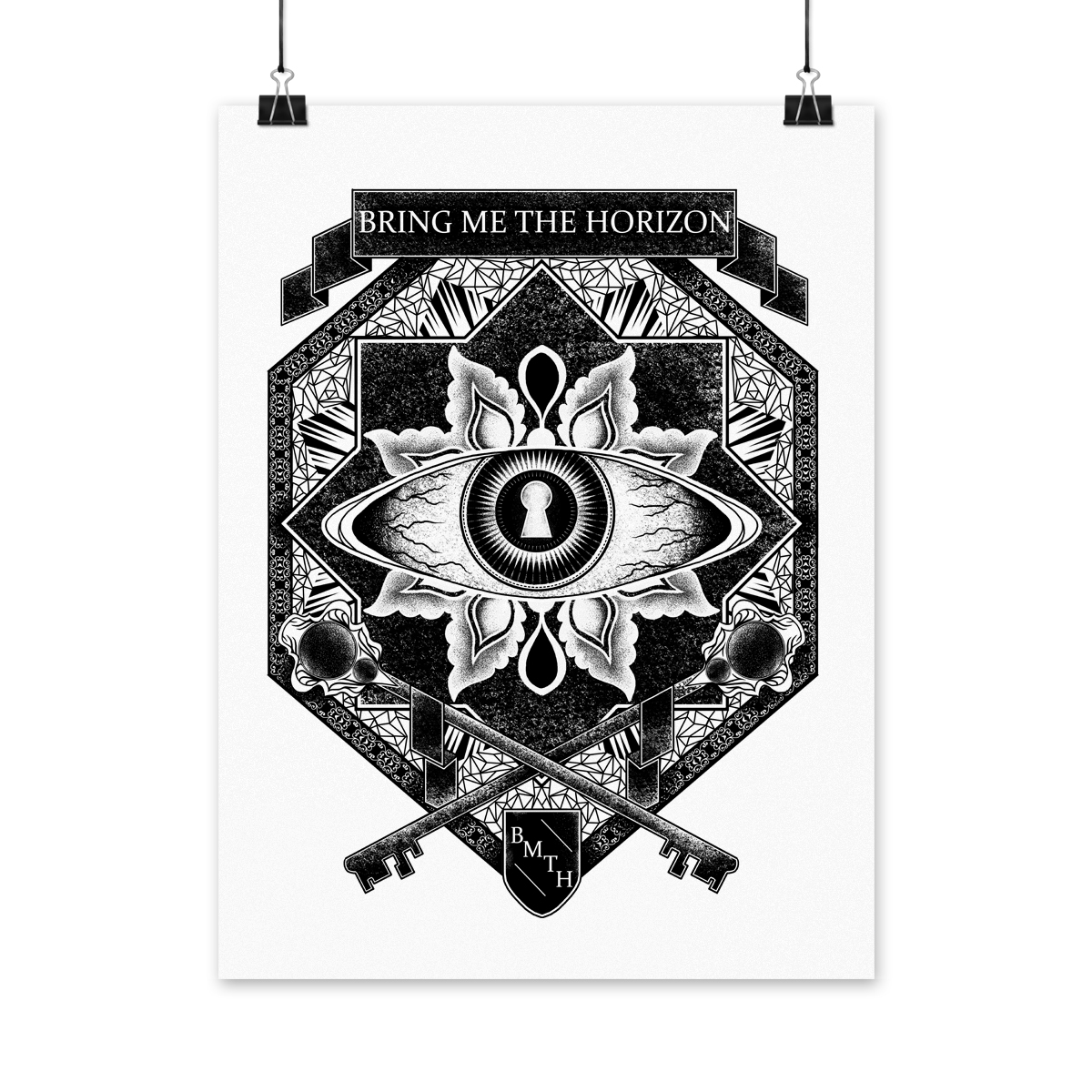 the gallery for gt bring me the horizon design